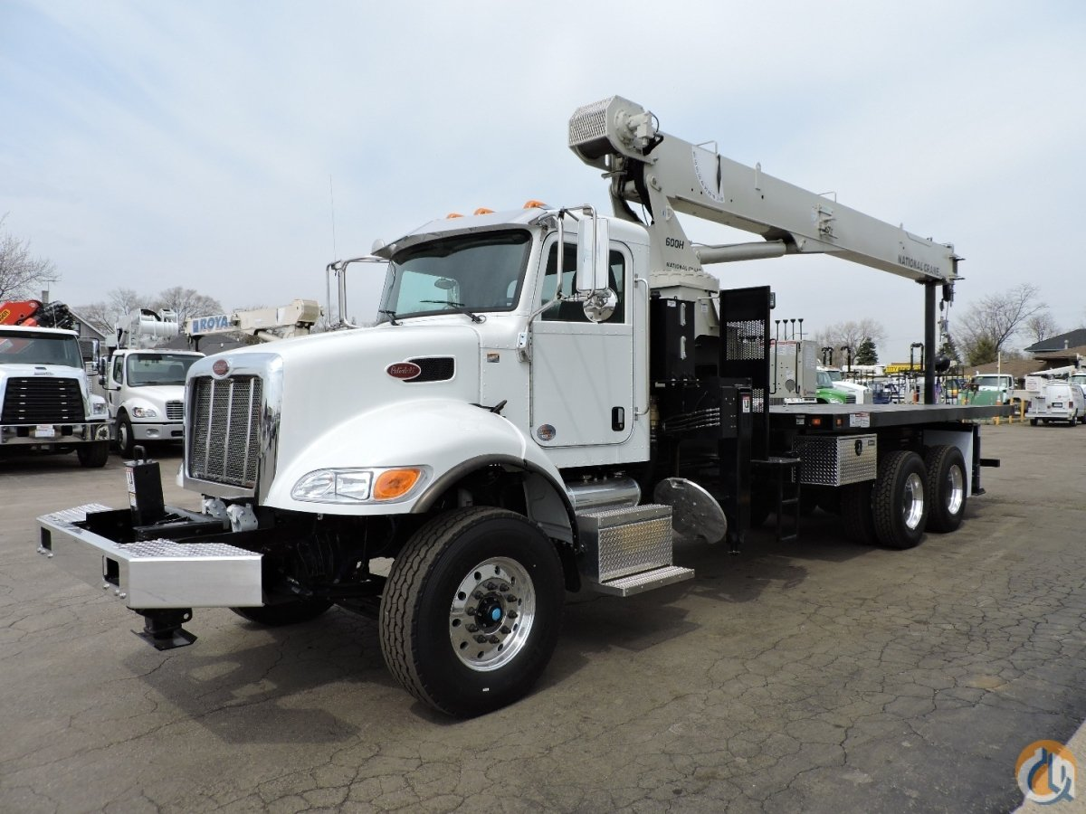 national crane 690h 2018 peterbilt 348 crane for sale in lyons rh cranenetwork com