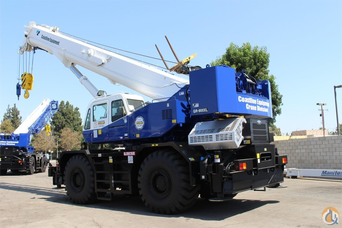 2017 TADANO GR900XL Crane for Sale in Santa Ana California on CraneNetwork.com