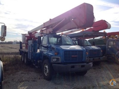 Sold 2004 Altec AH100 Crane for  in Charlotte Michigan on CraneNetwork.com