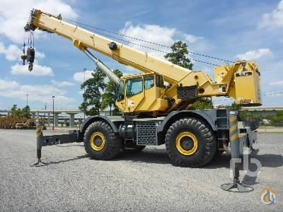 2007 GROVE RT880E Crane for Sale in Humble Texas on CraneNetworkcom