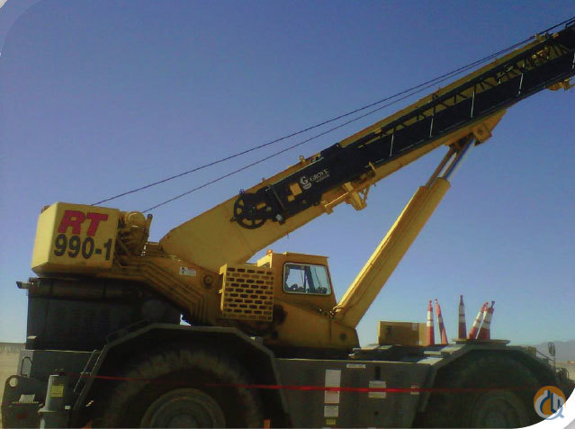Sold Grove 90 Ton Rt For Sale Crane For On Cranenetwork Com