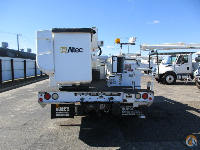 2011 Altec AT37G Crane for Sale in Birmingham Alabama on CraneNetwork.com