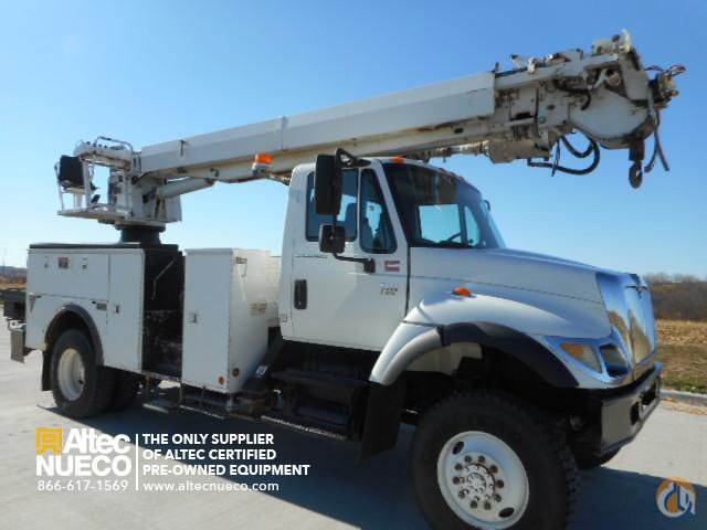 2005 ALTEC DM47-TR Crane for Sale in Saint Joe Illinois on CraneNetworkcom
