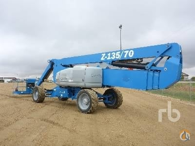 2012 GENIE Z13570 Crane for Sale in Nisku Alberta on CraneNetwork.com