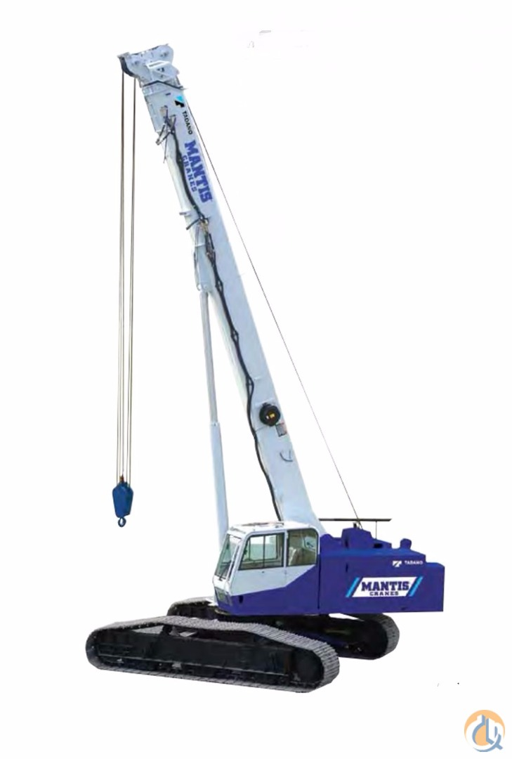 2017 Mantis 6010 Crane for Sale on CraneNetworkcom