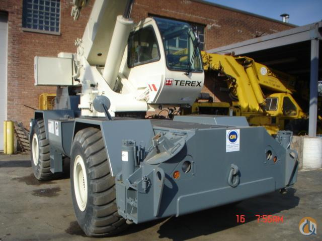 2007 TEREX RT230-1 Crane for Sale or Rent in Bridgeview Illinois on CraneNetworkcom