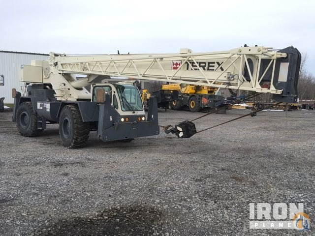 Sold 2013 Terex CD-225-2 Rough Terrain Crane Crane for  in Syracuse New York on CraneNetwork.com