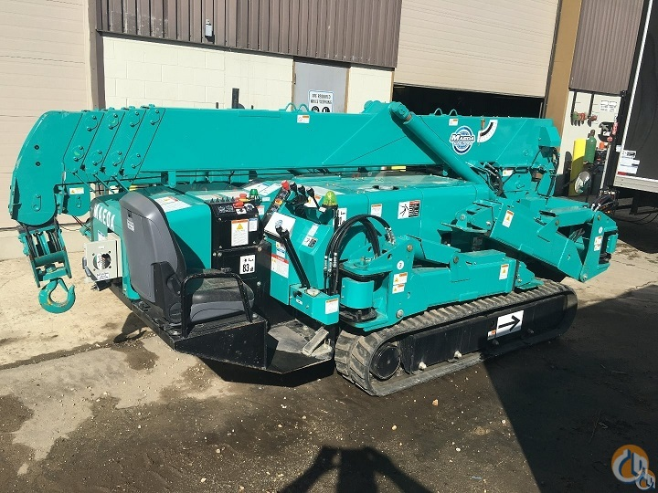 2014 Maeda MC305CRME-2 Crane for Sale or Rent in Edmonton Alberta on CraneNetwork.com