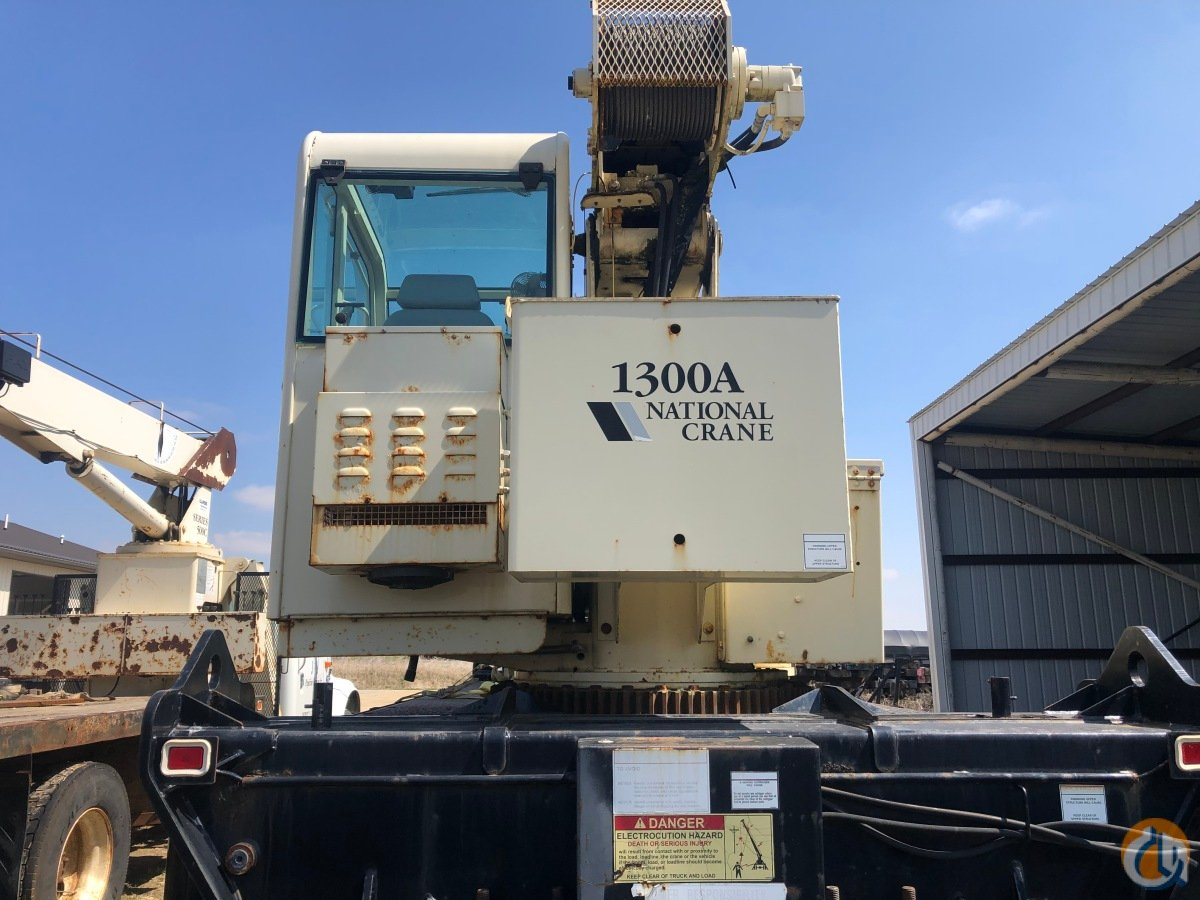 2007 National 1300A Crane for Sale on CraneNetwork.com