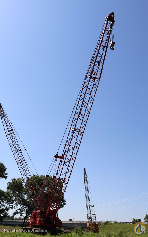 Sold 1966 MANITOWOC 4000W Crane for  in Muskogee Oklahoma on CraneNetworkcom