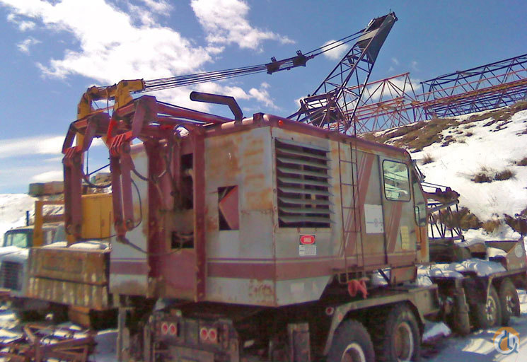 70-Ton Manitowoc 2900T for Sale Crane for Sale on CraneNetwork.com