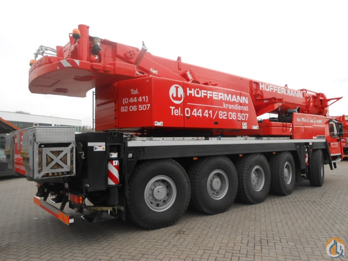 LTM 1100-52 Crane for Sale in Wildeshausen Niedersachsen on CraneNetworkcom