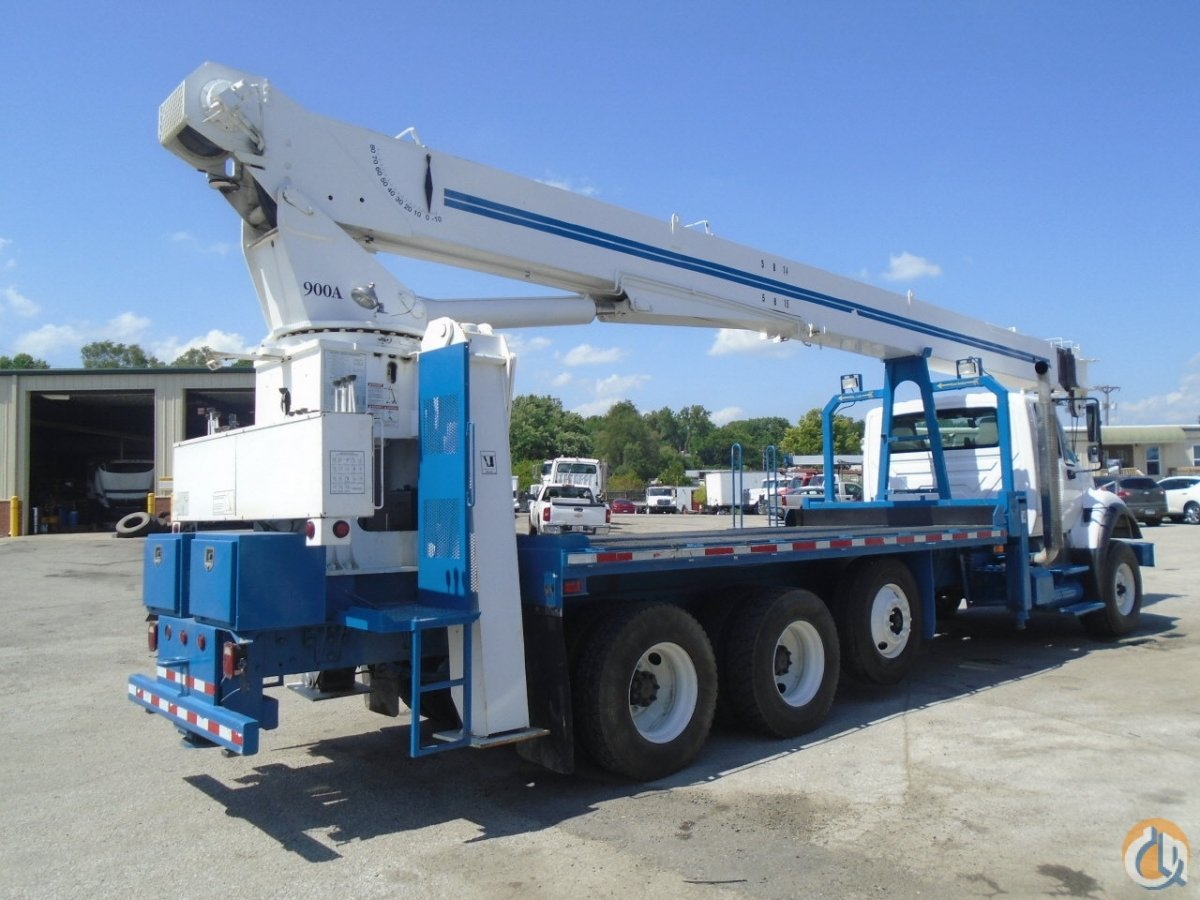 2007 National-International 9125A Boom Truck CBJ894 Crane for Sale in Kansas City Kansas on CraneNetwork.com