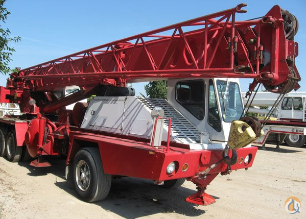 Crane for Sale in Valley Springs California on CraneNetworkcom