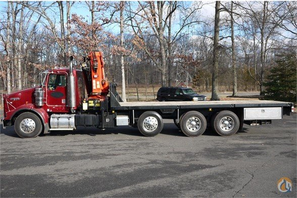 1998 PALFINGER PK32080C 8866 Crane for Sale in Hatfield Pennsylvania on CraneNetworkcom