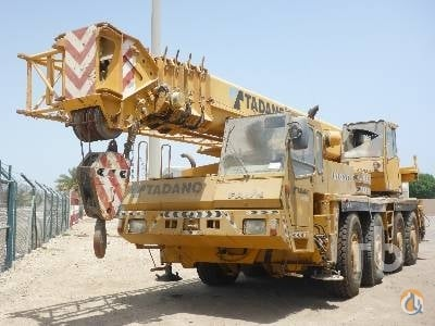 FAUN RTF50-4 Crane for Sale on CraneNetworkcom