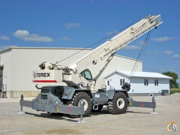2013 Terex RT780 Crane for Sale in Syracuse New York on CraneNetworkcom