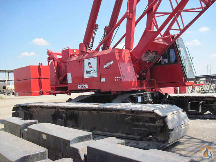Manitowoc 777 crawler Crane for Sale on CraneNetworkcom