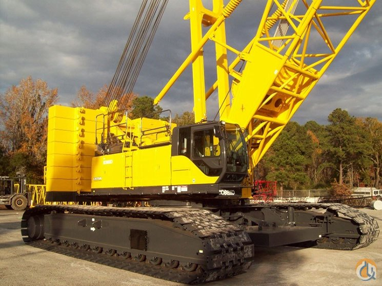 2014 KOBELCO CK-2750G Crane for Sale or Rent in Surf City North Carolina on CraneNetwork.com