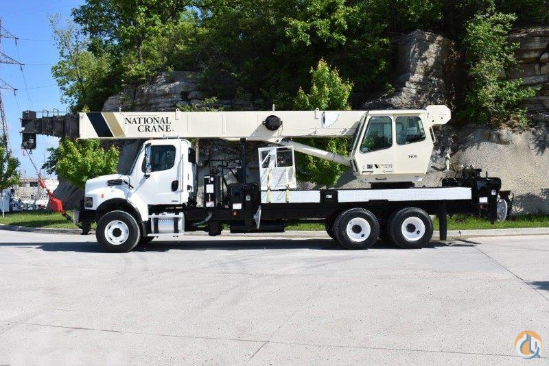 2008 National 14127A Crane for Sale in Kansas City Missouri on CraneNetwork.com