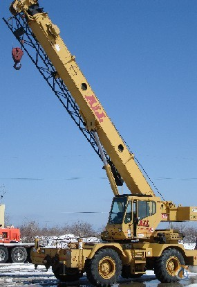 Grove RT522B For Sale Crane for Sale in Nitro West Virginia on CraneNetworkcom