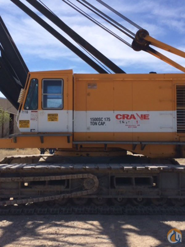 1991 GROVE HL150 Crane for Sale in Plainville Connecticut on CraneNetworkcom