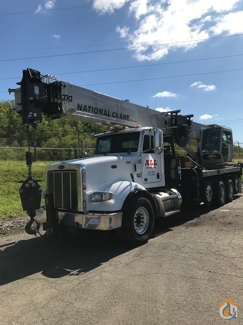 2019 National NBT40142-1 Crane for Sale in Columbus Ohio on CraneNetwork.com