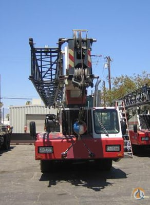 2001 Link-Belt HTC 8660 Crane for Sale on CraneNetwork.com
