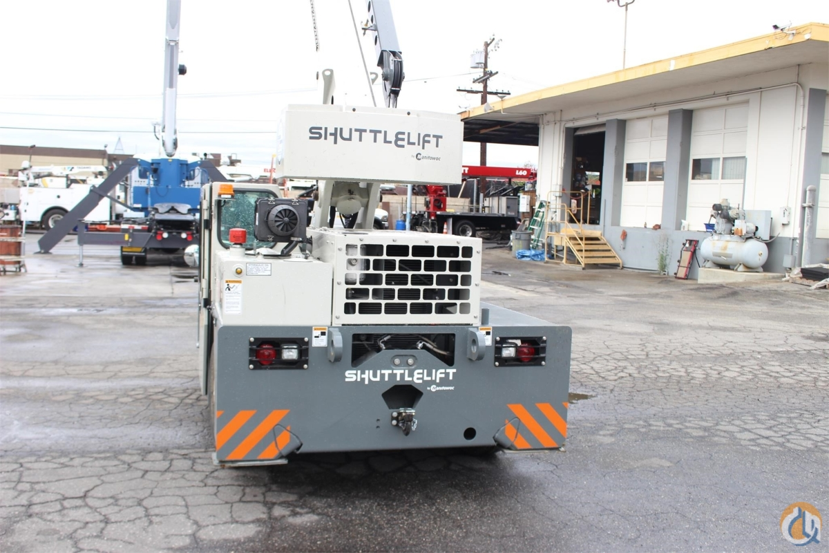 2018 SHUTTLELIFT CD3339 Crane for Sale or Rent in Santa Ana California on CraneNetwork.com