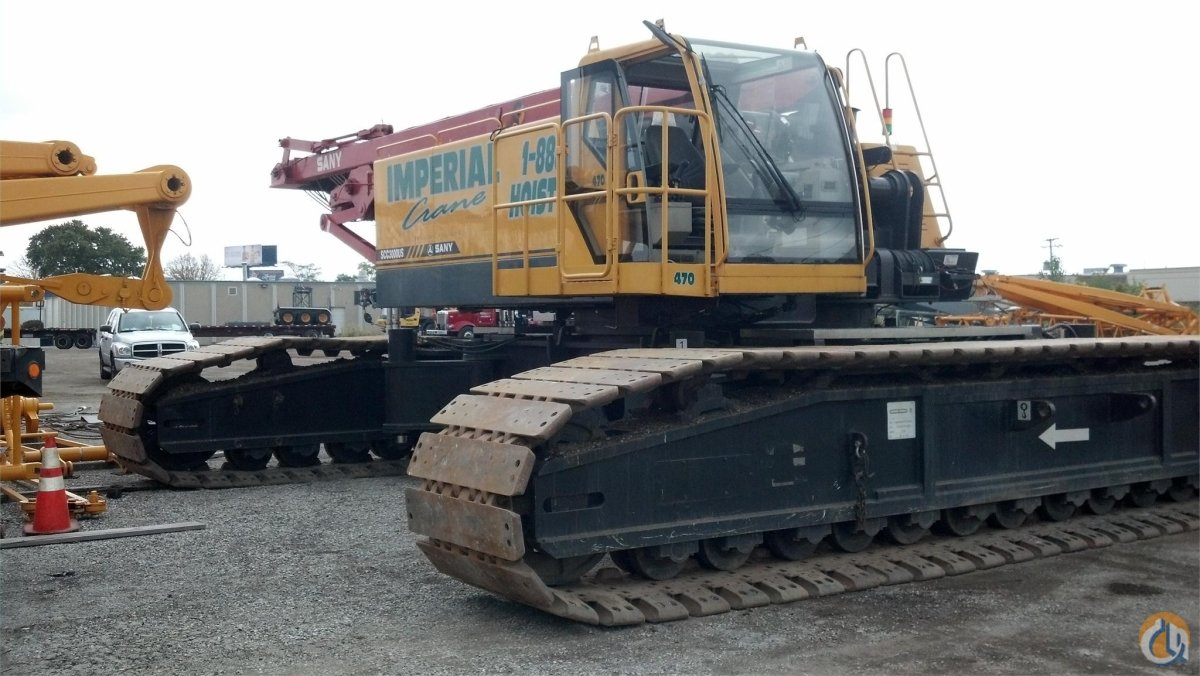 2009 SANY SCC3000 Crane for Sale in Bridgeview Illinois on CraneNetworkcom