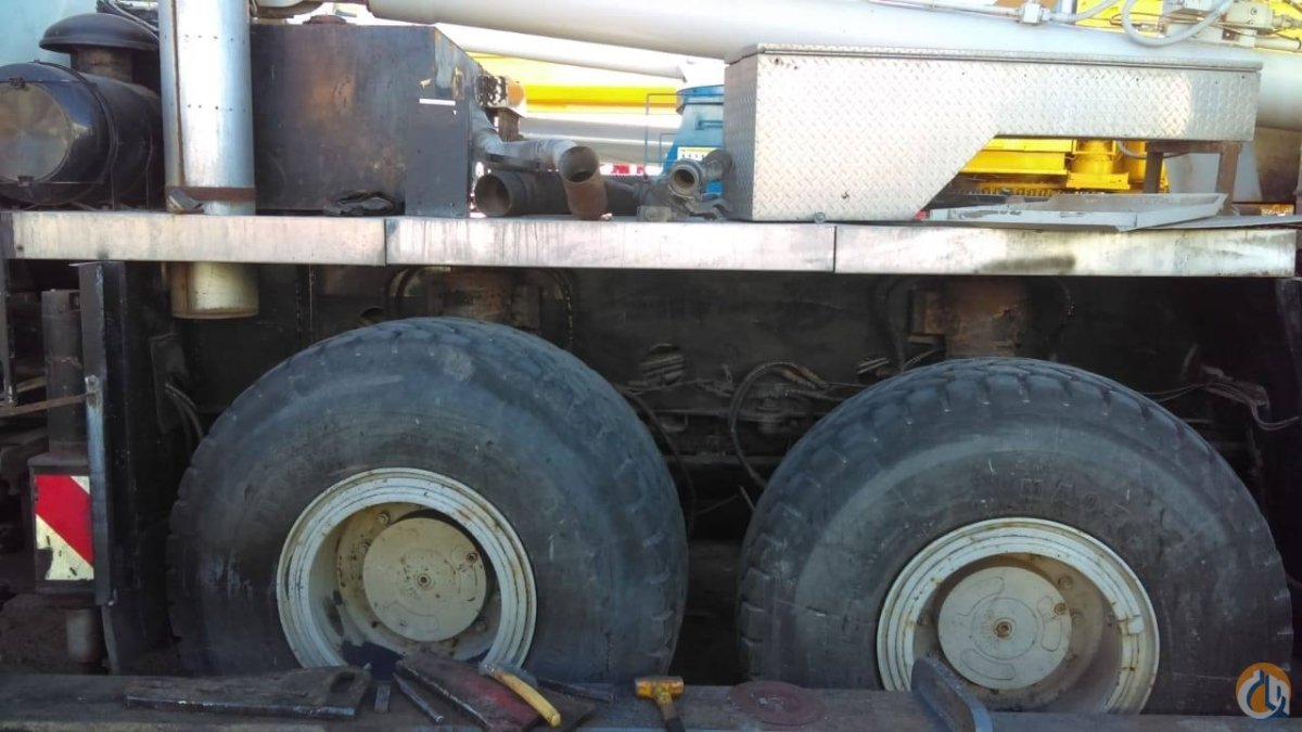 1989 Krupp KMK 4070 Crane for Sale in Chihuahua Chihuahua on CraneNetwork.com