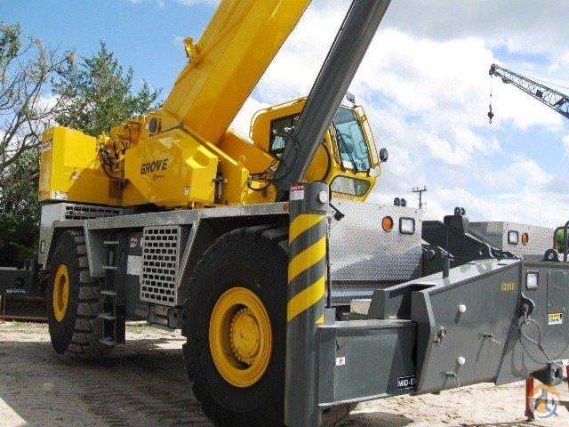 2012 GROVE RT9130E2 Crane for Sale in St. Augustine Florida on CraneNetwork.com
