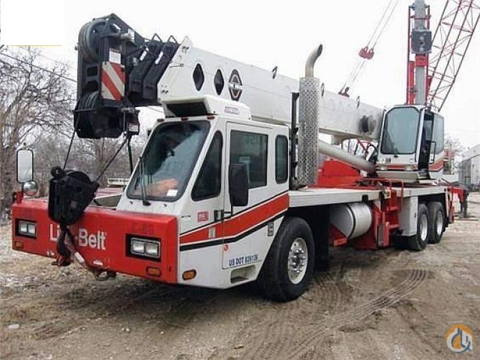 Link-Belt HTC 8640 Crane for Sale or Rent in Valdosta Georgia on CraneNetworkcom