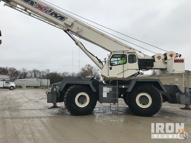 Sold 2000 Terex RT160 Rough Terrain Crane Crane for  in Nashville Tennessee on CraneNetwork.com