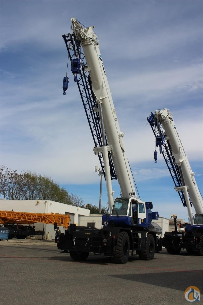 2017 TADANO GR550XL-3 Crane for Sale or Rent in Santa Ana California on CraneNetworkcom