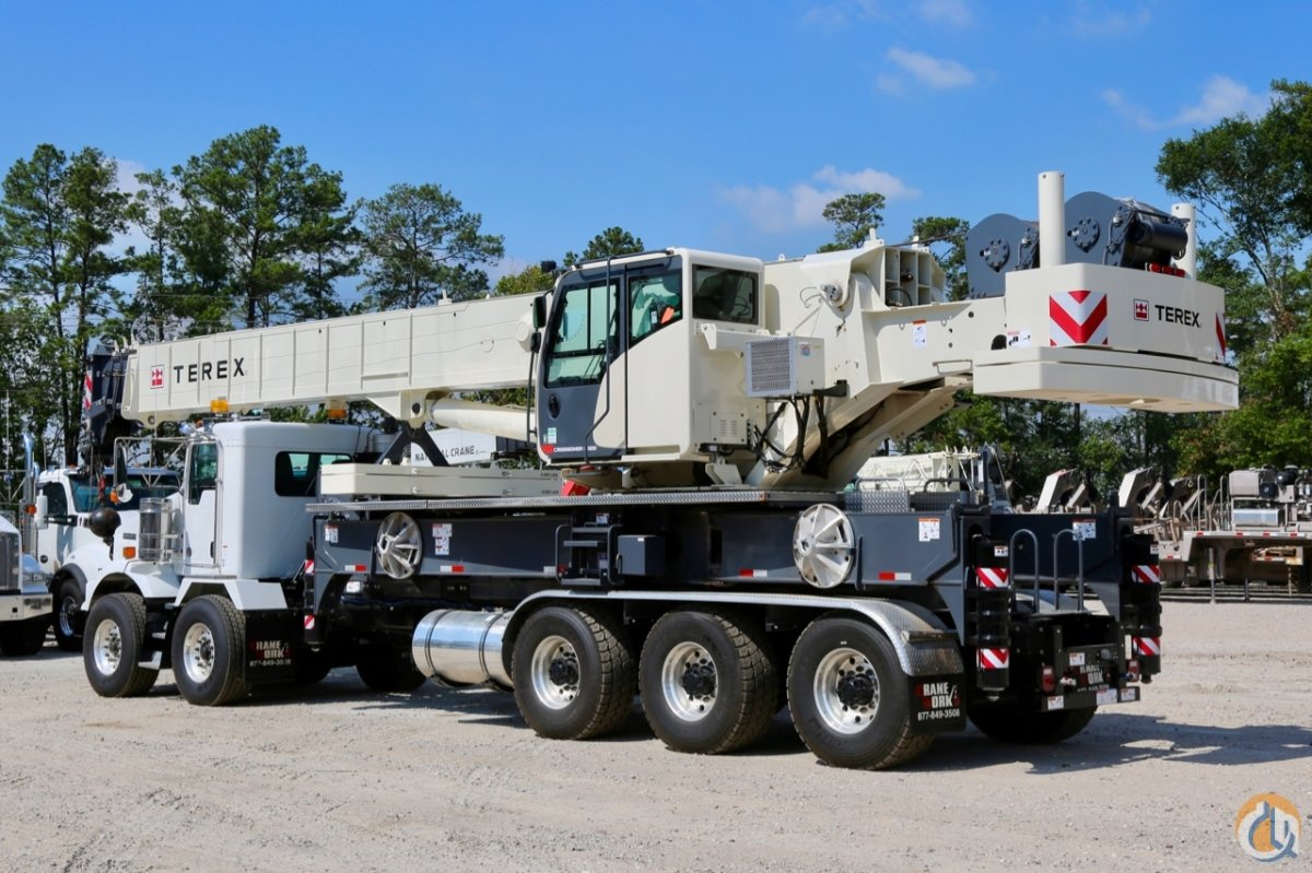 New 2019 Terex Crossover 8000 boom truck mounted to Kenworth T800 chassis Crane for Sale in Houston Texas on CraneNetwork.com