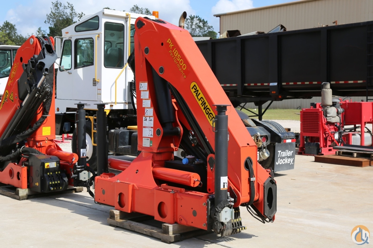 New 2015 Palfinger PK 18500 Performance knuckle boom unmounted Crane for Sale in Houston Texas on CraneNetwork.com