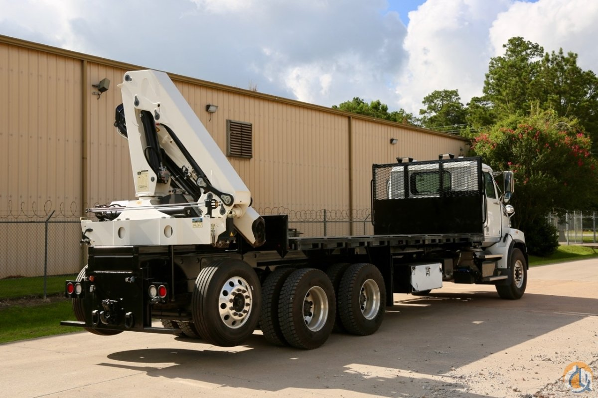 New 2014 IMT 17117 SL knuckle boom Crane for Sale in Houston Texas on CraneNetworkcom