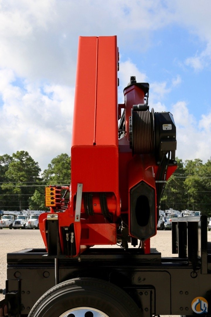 New 2017 Palfinger PK 32080 D knuckle boom Crane for Sale in Houston Texas on CraneNetwork.com