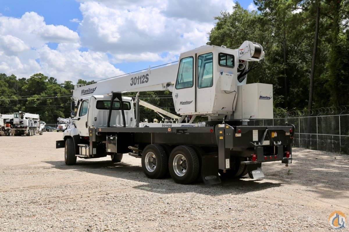 Sold 2017 Manitex 30112 S Crane for  in Houston Texas on CraneNetwork.com