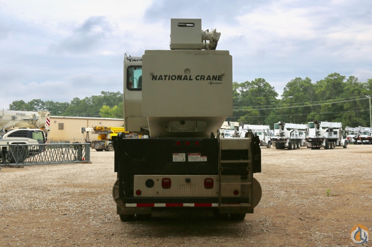 Used National NBT45-127 mounted to 2010 Freightliner Coronado chassis Crane for Sale in Houston Texas on CraneNetwork.com