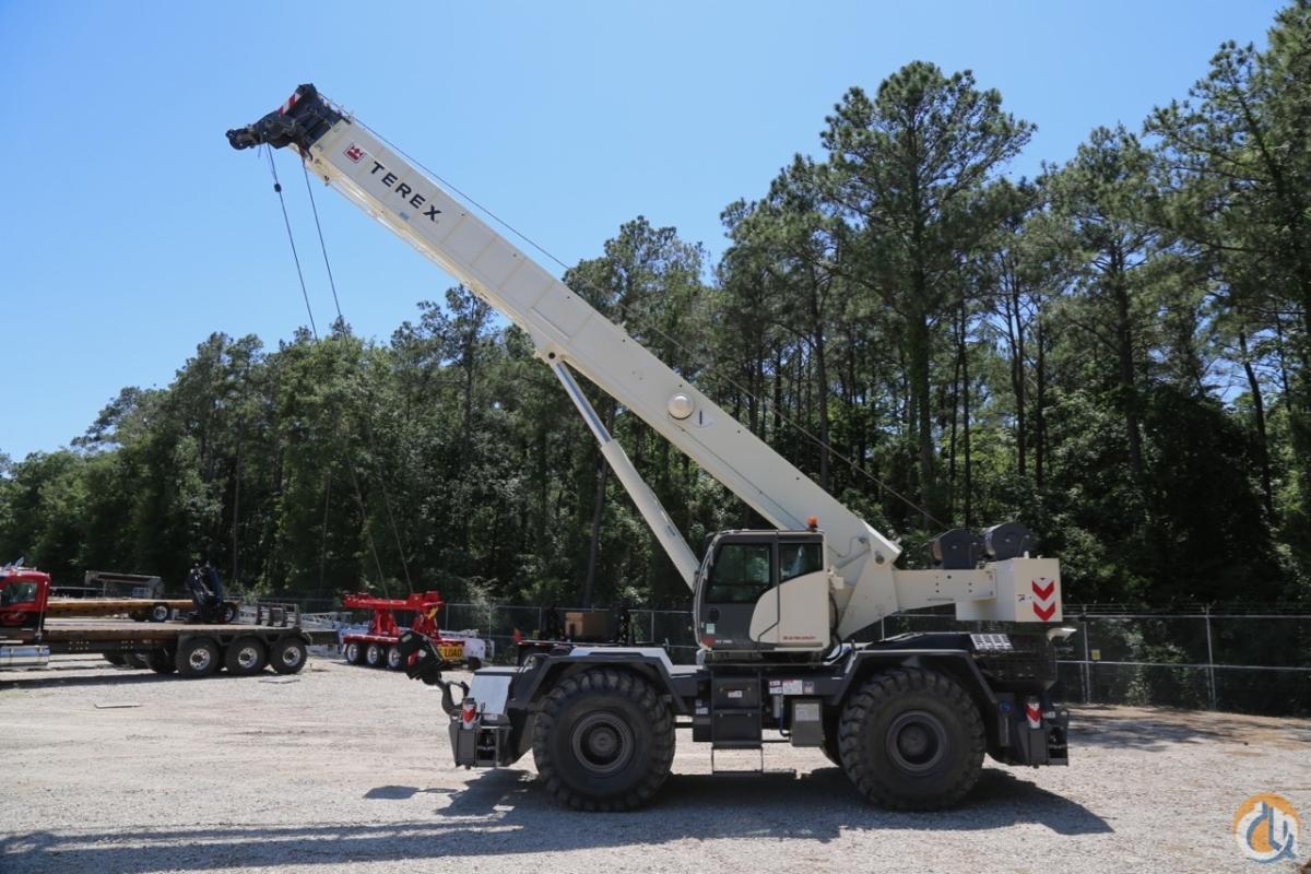 New Terex RT780 rough terrain crane Crane for Sale in Houston Texas on  CraneNetwork.com