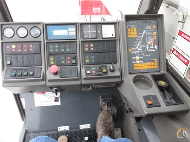 Grove GMK6350 for sale Crane for Sale in Kaukauna Wisconsin on CraneNetwork.com