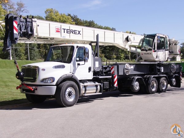 NEW 2017 TEREX CROSSOVER 4500L Crane for Sale in Oklahoma City Oklahoma on CraneNetworkcom