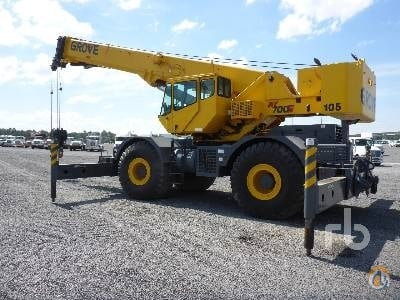 GROVE RT700E Crane for Sale in Humble Texas on CraneNetworkcom