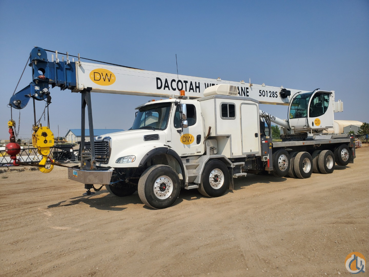 Manitex 50128 S Crane for Sale in Williston North Dakota on CraneNetwork.com