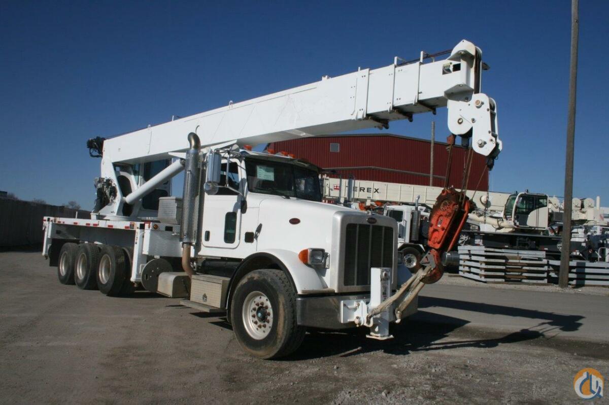 2008 ALTEC AC38-103S-WS Crane for Sale in Kansas City Missouri on  CraneNetwork.com