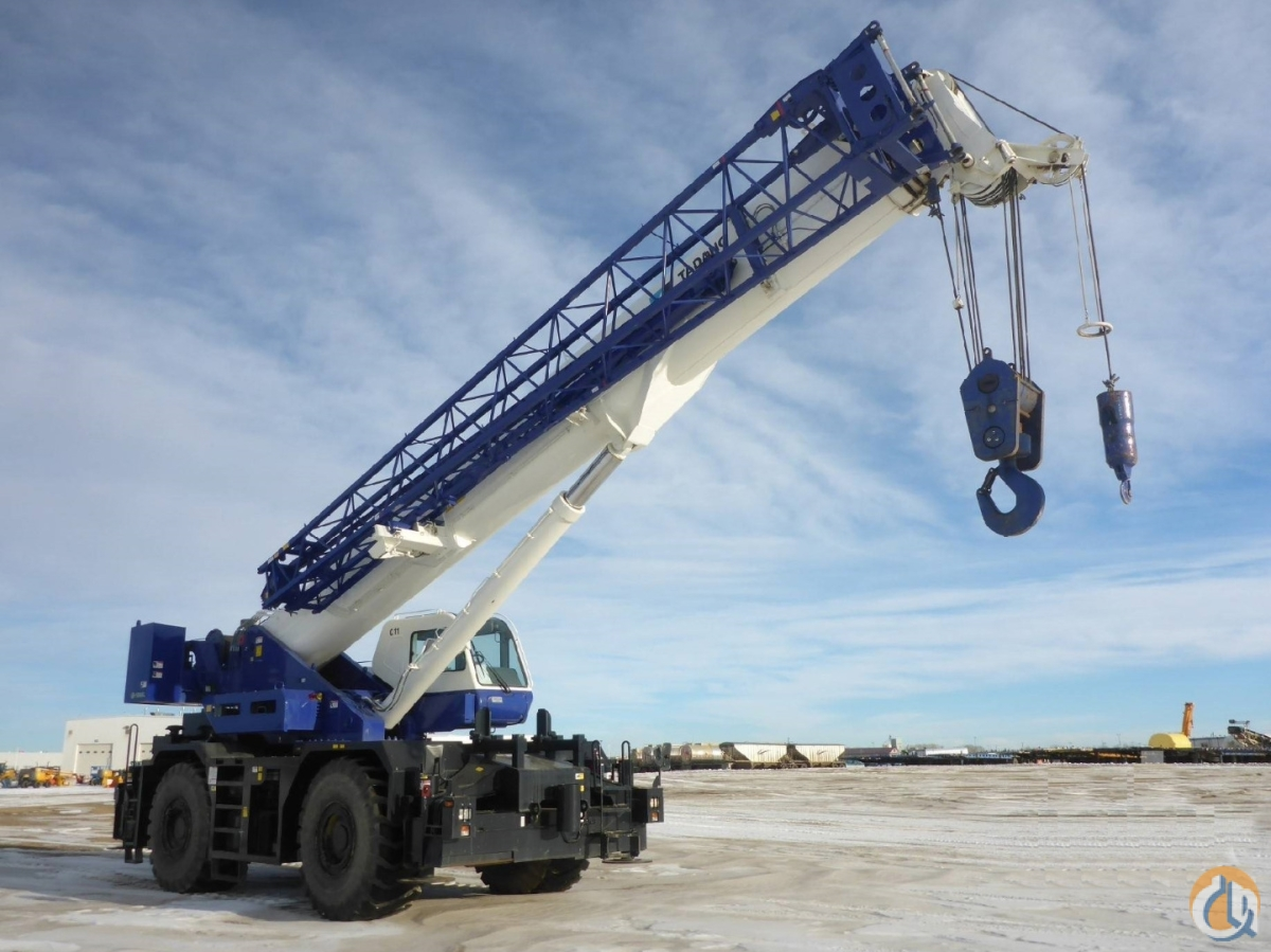 2015 TADANO GR-1000XL-3 Crane for Sale or Rent in Edmonton Alberta on CraneNetwork.com