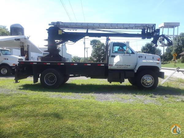 Sold 2000 GMC 7500 with 1995 Skyhoist SR53 Remote Crane Ready to work No longer need this truck. Crane for  in Linesville Pennsylvania on CraneNetwork.com