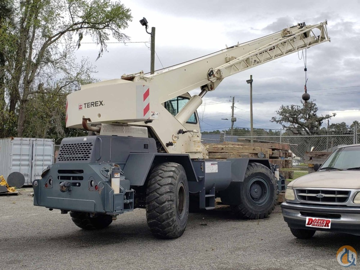 2012 TEREX RT-230XL Crane for Sale or Rent in Rockingham North Carolina on CraneNetwork.com